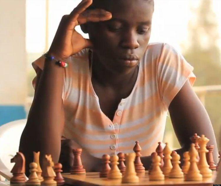 Phiona Mutesi Phiona Mutesi 17YearOld Ugandan Chess Player
