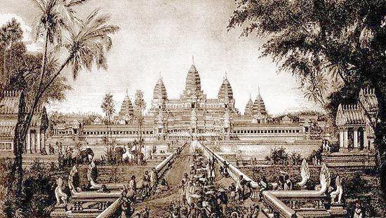 Phnom Penh in the past, History of Phnom Penh