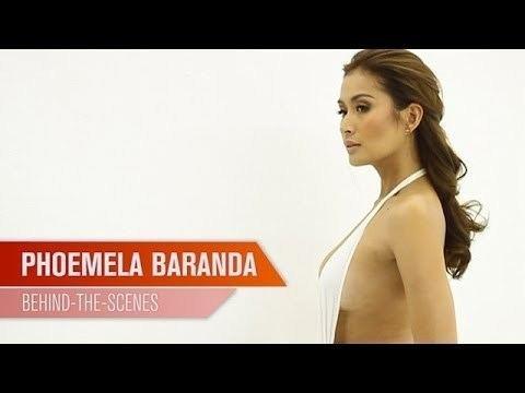 Phoemela Baranda Phoem Baranda FHM Cover Girl February 2014 YouTube