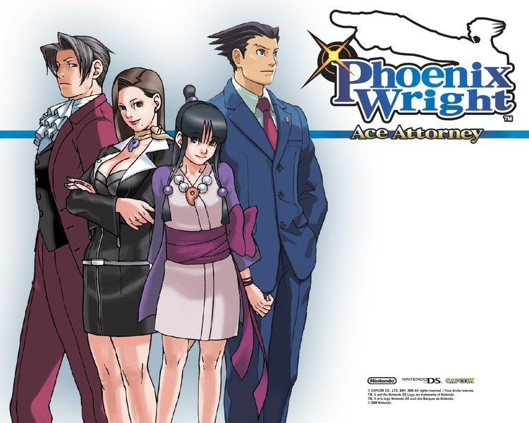Phoenix Wright Ace Attorney Alchetron The Free Social Encyclopedia