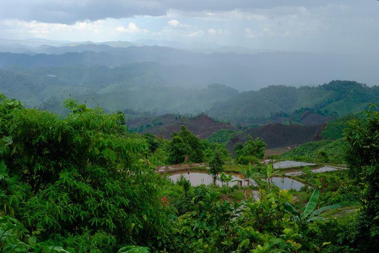 Phongsaly Province Beautiful Landscapes of Phongsaly Province