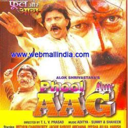 Phool Aur Aag 1999 DVD Rip Hindi Movie Watch Online