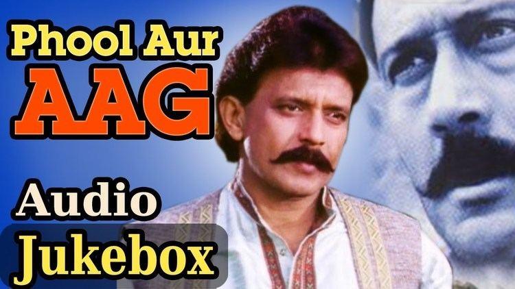 Phool Aur Aag HD All Songs Mithun Chakraborty Jackie Shroff