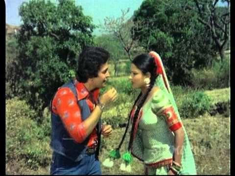 Rishi Kapoor Moushumi Duniya Mein Sab Se Haseen Phool Khile Hai