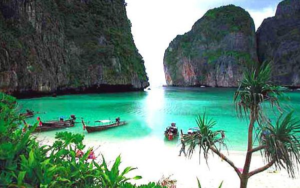 Phuket Province Beautiful Landscapes of Phuket Province