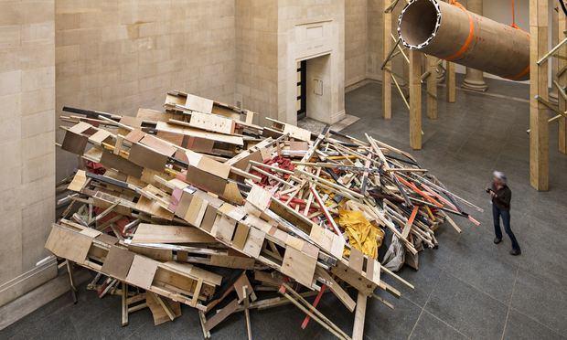 Phyllida Barlow Phyllida Barlow at Tate Britain review 39In every way