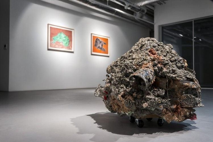 Phyllida Barlow DISPLAYS Phyllida Barlow Contemporary Art Society