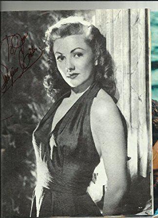 Phyllis Coates Phyllis Coates quotSuperman39s Lois Lanequot Femme Fatales