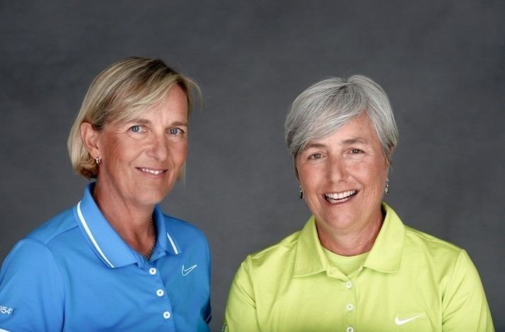 Pia Nilsson (golfer) Group HalfDay Coaching Clinic in Scottsdale AZ with Pia Nilsson