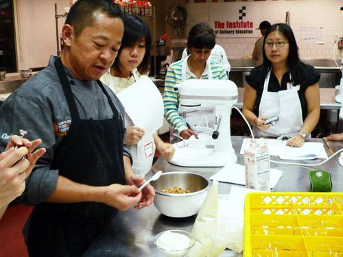 Pichet Ong Pichet Ong Gives Students A New Perspective on Sweet and Savory