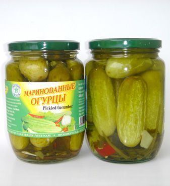 Pickled cucumber Pickled Cucumber in Ho Chi Minh City Thanh Pho Ho Chi Minh Vietnam
