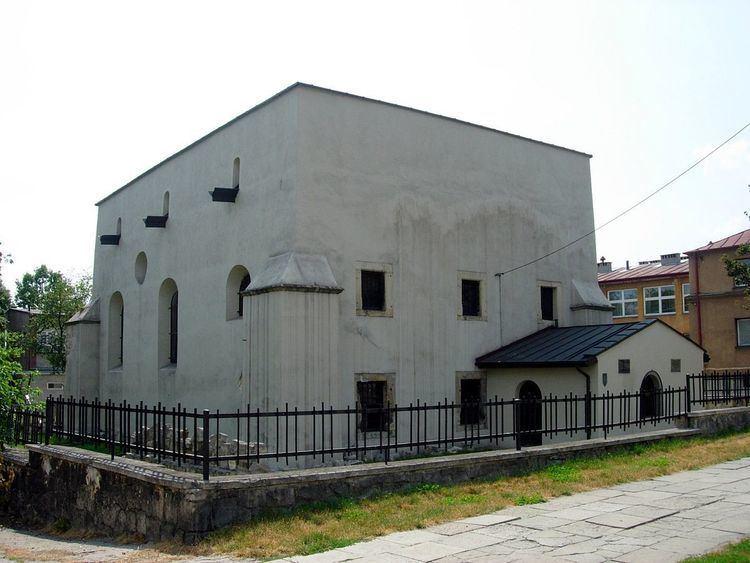 Pińczów synagogue
