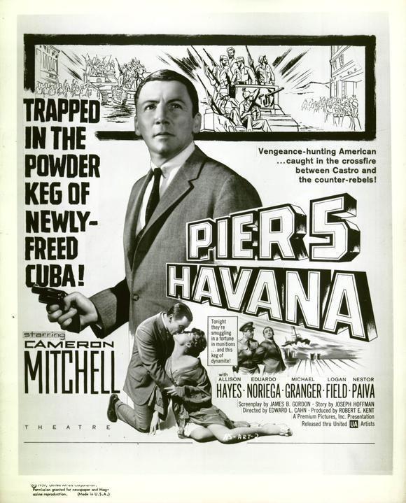 Pier 5, Havana Pier 5 Havana 1959 The Motion Pictures