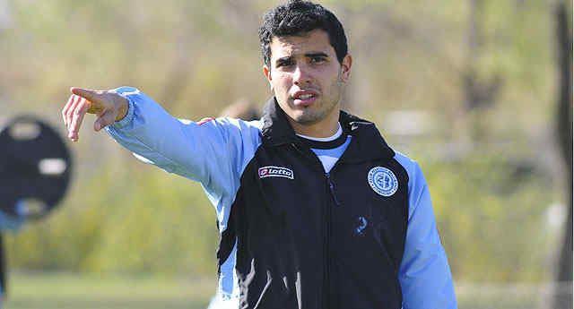 Pier Barrios Belgrano confirmado con tres cambios para recibir a