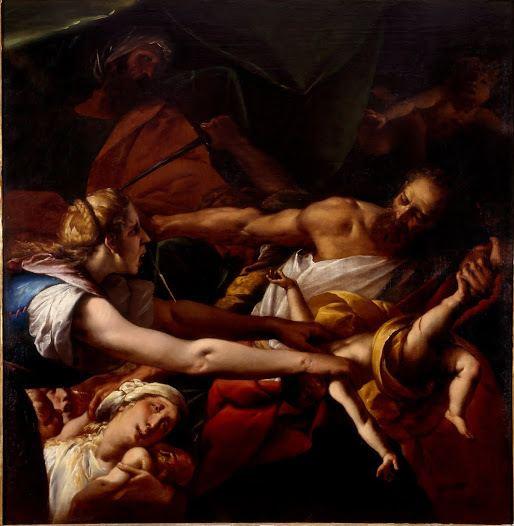Pier Francesco Mazzucchelli Massacre of the Innocents Pier Francesco Mazzucchelli
