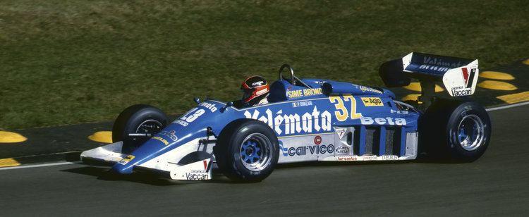 Piercarlo Ghinzani Random fact Tuesday Week 10 formula1