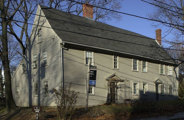 Pierce House (Dorchester, Massachusetts)