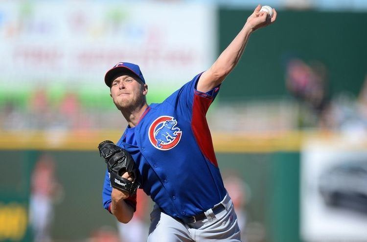 Pierce Johnson Down on the Farm Chicago Cubs No 1 pitching prospect