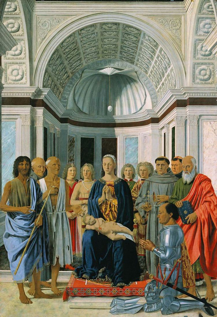 Piero della Francesca Piero della Francesca Wikipedia the free encyclopedia