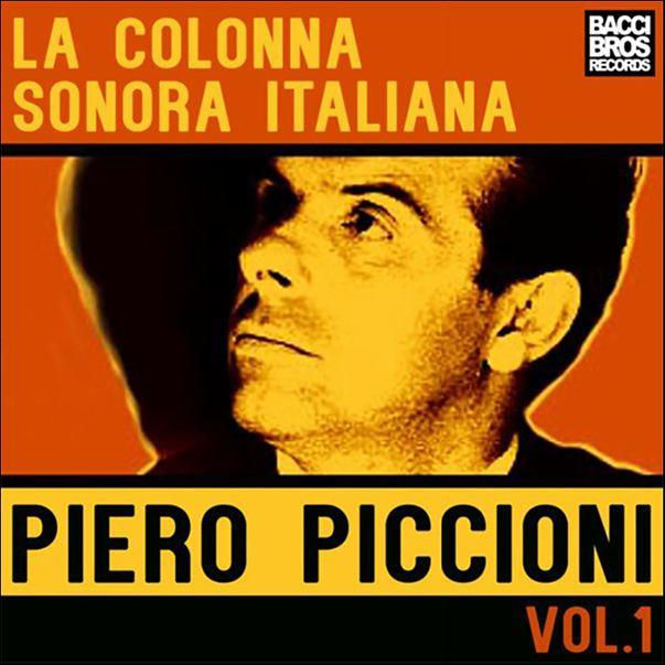 Piero Piccioni Colonna Sonora Italiana La Piero Piccioni Vol 1