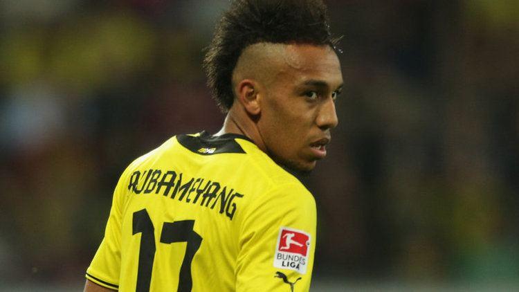 Pierre Aubameyang Transfer news Borussia Dortmund insist they have had no