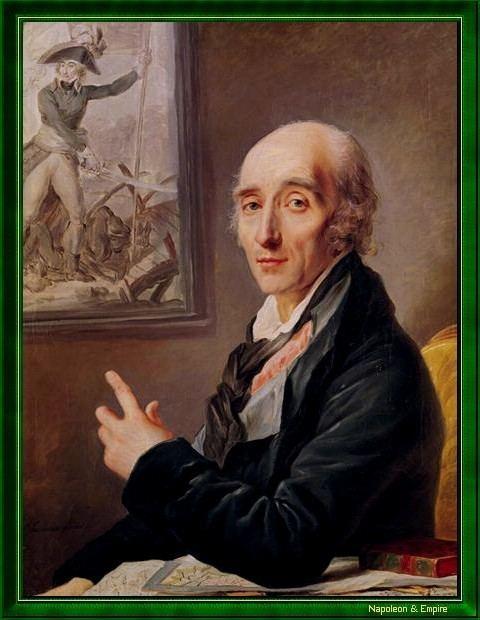 Pierre Augereau Augereau Charles Pierre Franois Marchal Portrait Napoleon