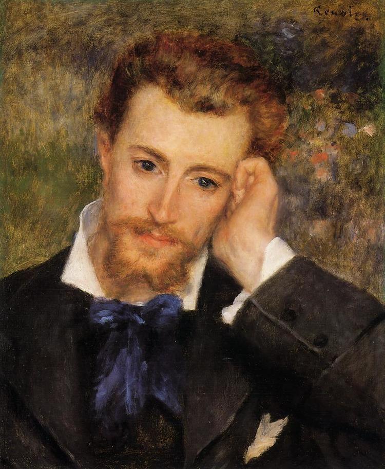 Pierre-Auguste Renoir Eugene Murer PierreAuguste Renoir WikiArtorg