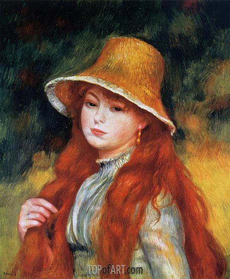 Pierre-Auguste Renoir Renoir Painting Reproductions and Canvas Prints Page 1