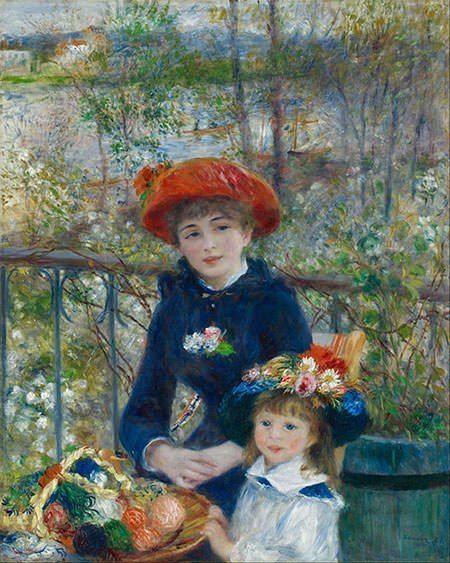 Pierre-Auguste Renoir 10 Most Famous Paintings by PierreAuguste Renoir Learnodo Newtonic