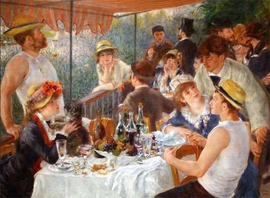 Pierre-Auguste Renoir PierreAuguste Renoir Biography Art and Analysis of Works The