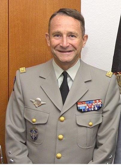 Pierre de Villiers Le gnral Pierre de Villiers sera le prochain chef d39tat