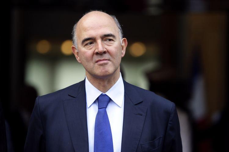 Pierre Moscovici Moscovici