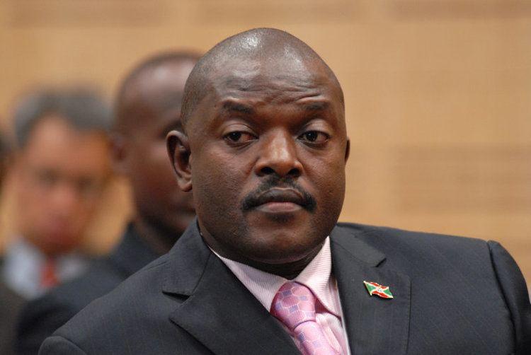 Pierre Nkurunziza Pierre Nkurunziza3939Elections must go aheadquot cctvafrica