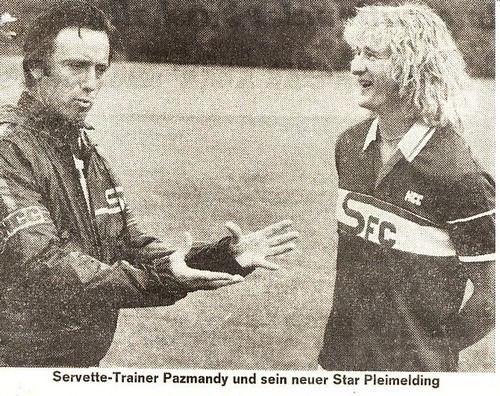 Pierre Pleimelding Pierre Pleimelding l39Interview FC Mulhouse Fans Blog
