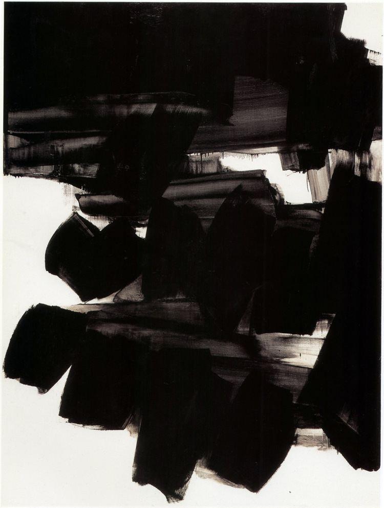 Pierre Soulages Pierre Soulages Peinture Art Blart
