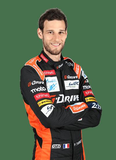 Pierre Thiriet Pierre Thiriet FIA World Endurance Championship