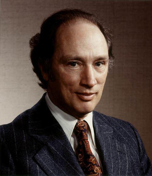 Pierre Trudeau Biography TRUDEAU PIERRE ELLIOTT Volume XXII 1991