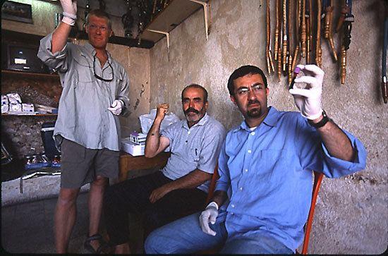 Pierre Zalloua LAU News LAU geneticists quest for the Phoenicians makes headlines