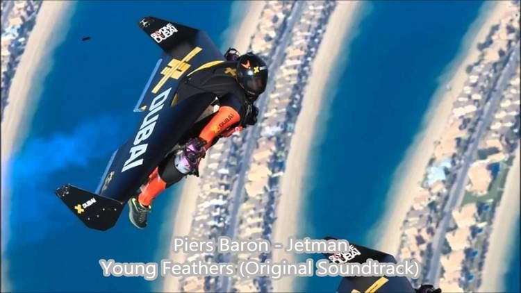 Piers Baron (musician) Piers Baron Jetman AKA Cold Call Young Feathers Original