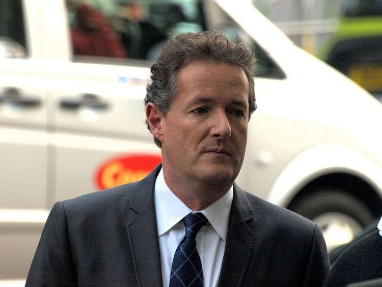 Piers Morgan Piers Morgan Wikipedia