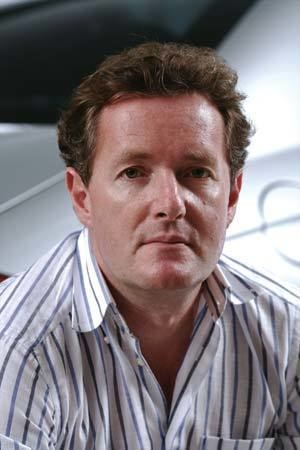 Piers Morgan Piers Morgan British journalist and television personality