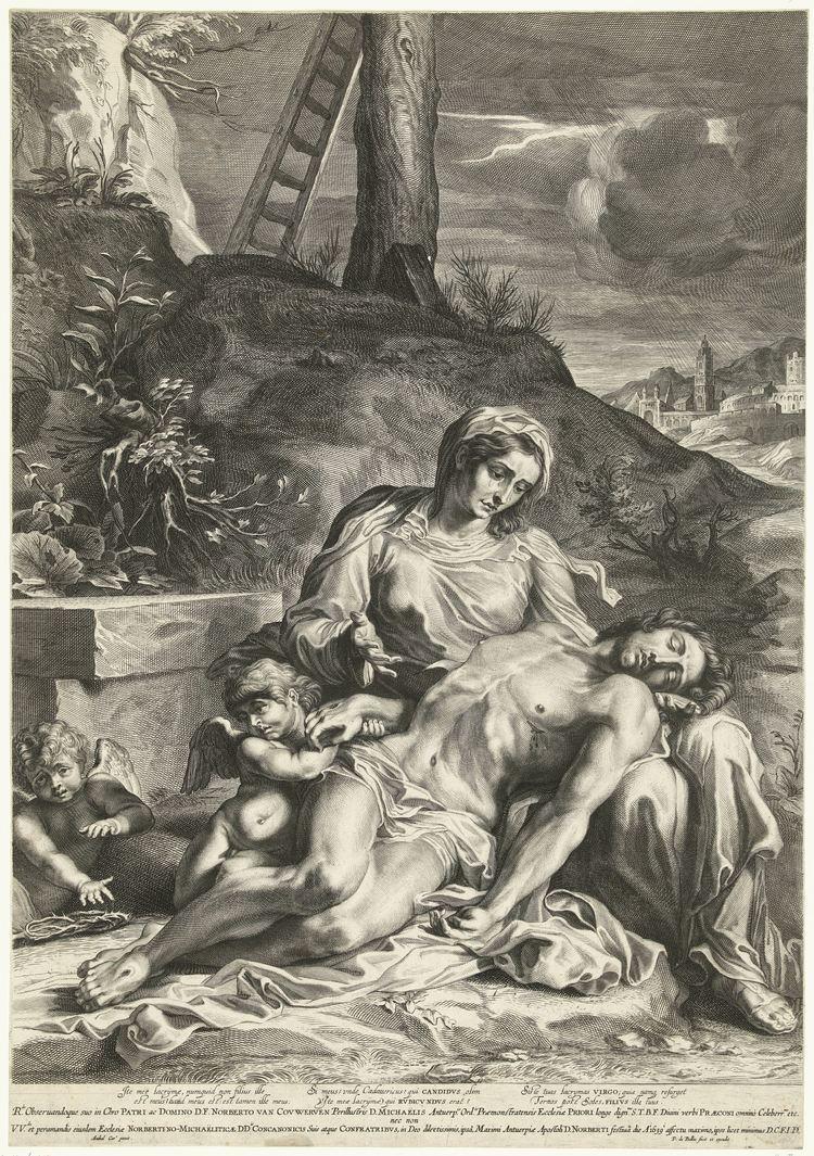 Pieter de Bailliu FilePieter de Bailliu Piet after Annibale Carraccijpg