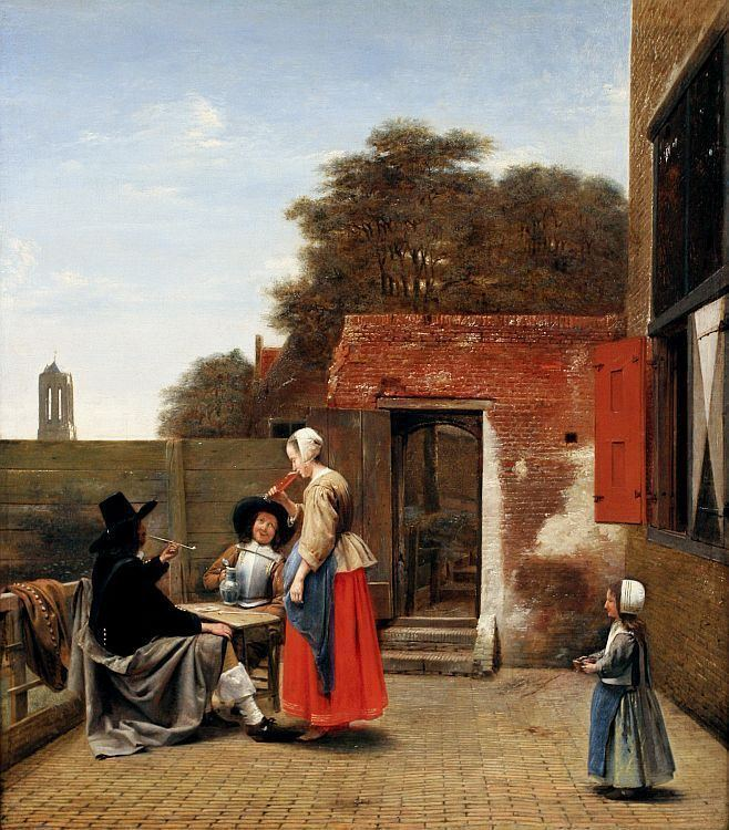 Pieter de Hooch Pieter de Hooch Online