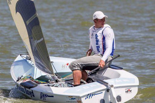 Pieter-Jan Postma Postma rukt op met 39lekke39 boot sport LCnl