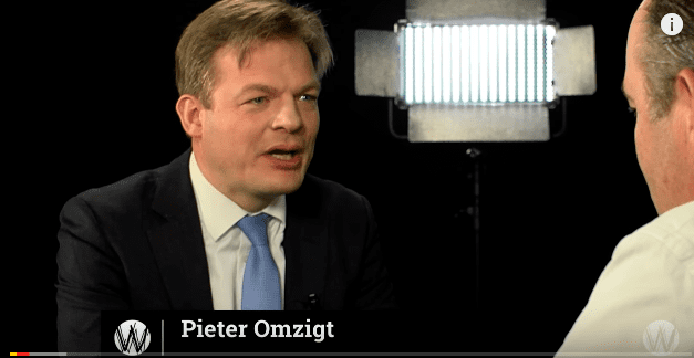 Pieter Omtzigt Dutch MP Pieter Omtzigt talks about MH17 What happened to flight MH17
