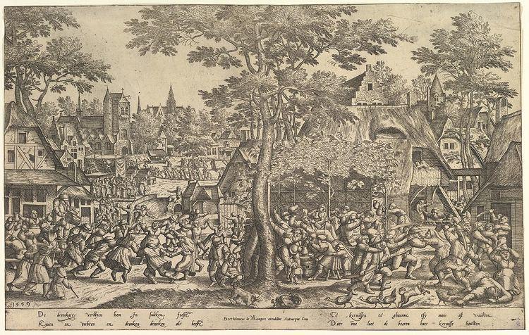 Pieter van der Borcht the Elder