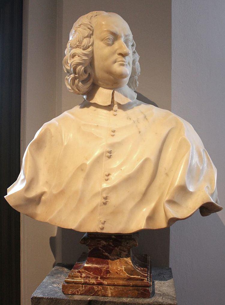 Pietro Balestra (sculptor) FileKardinal Decio Azzolino Pietro Balestra c 1670JPG