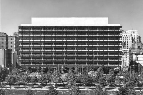 Pietro Belluschi Portland Architecture July 2014