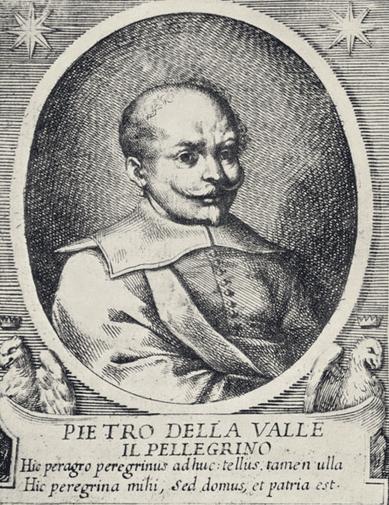 Pietro Della Valle Georgia through Foreign Eyes Pietro della Valle An Account of