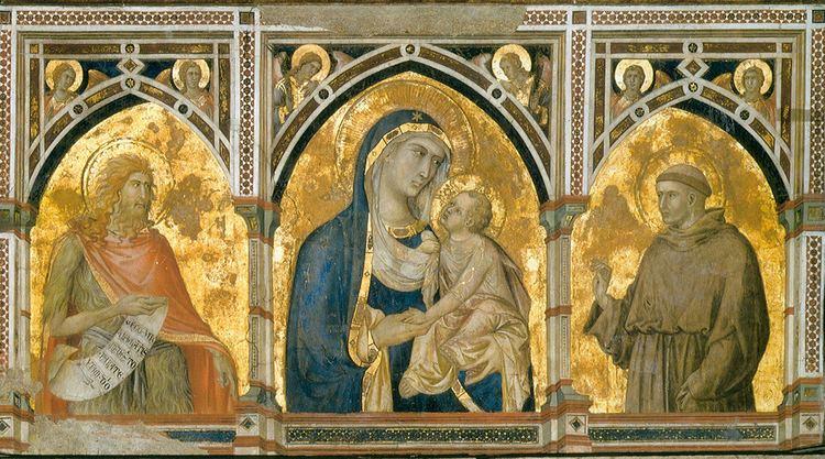 Pietro Lorenzetti Madonna and Child Lorenzetti Pietro Gallery Web